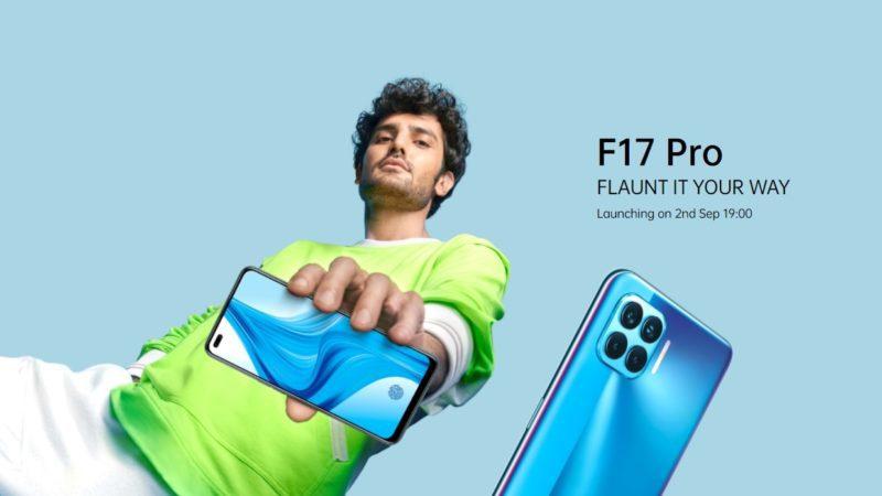 OPPO F17 और OPPO F17 Pro स्मार्टफोन भारत में आज होंगे लांच जानिए कितनी होगी कीमत